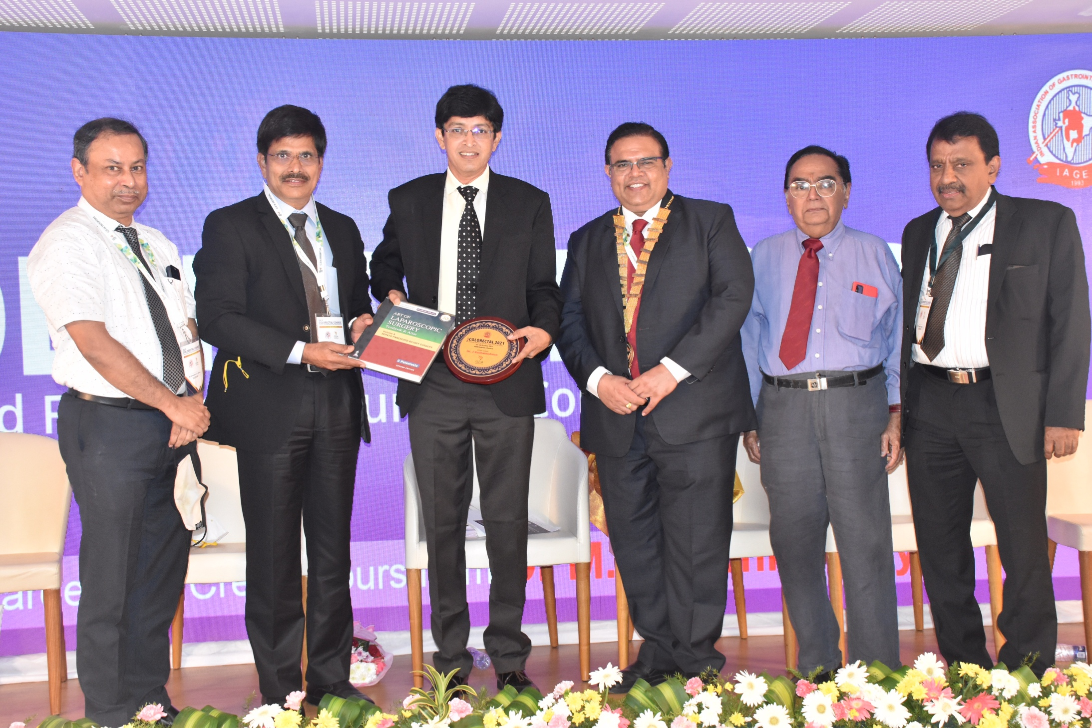 """GEM Hospital conducts """"Advanced Colorectal Fellowship""""for surgeons"""